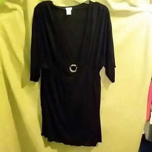 Ditto black tunic/dress